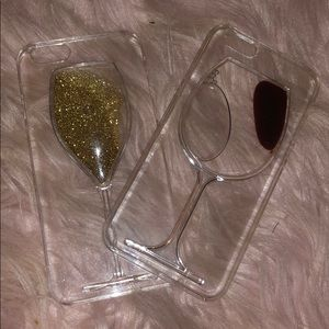 Two IPHONE 6S Cases